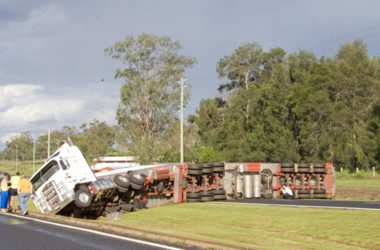 quantifying and investigating truck accidents
