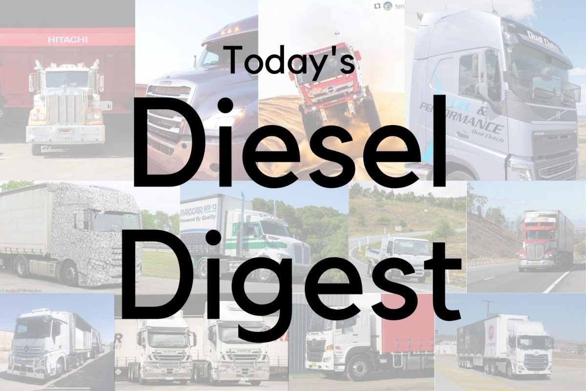 Diesel Digest Update Thursday May 7 2020