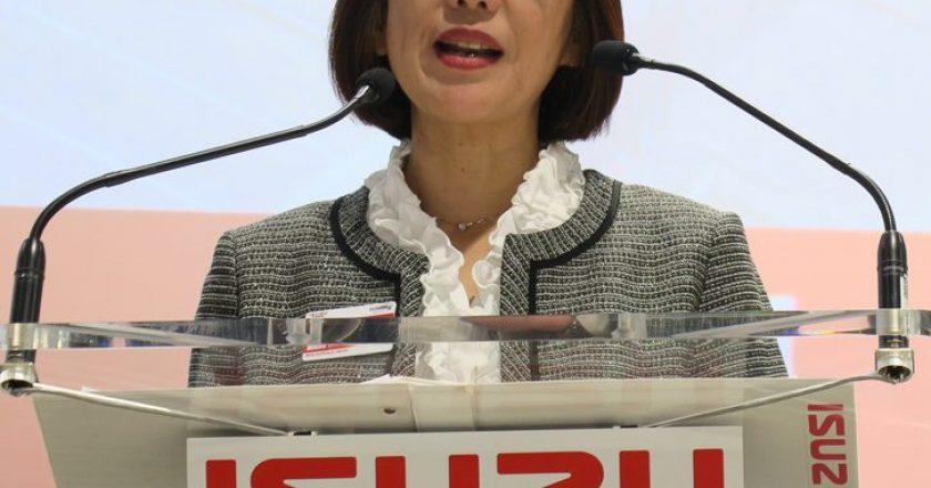 Isuzu HQ official opening