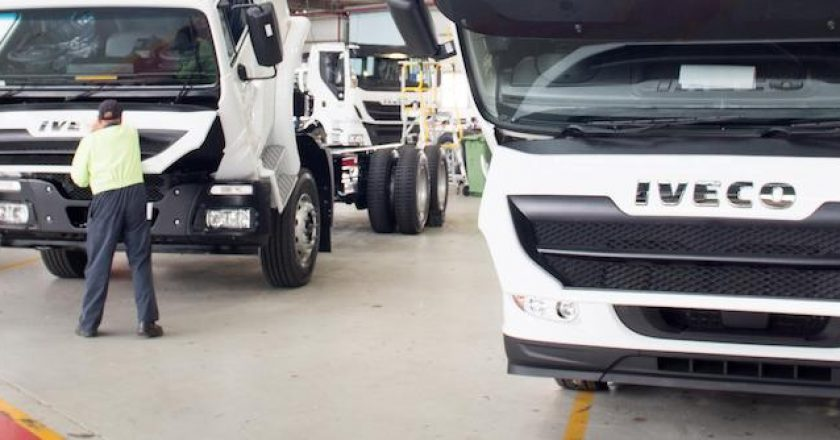 Increasing Local Truck Production in Dandenong