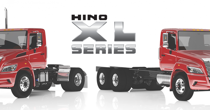 New Heavy Conventional From Hino