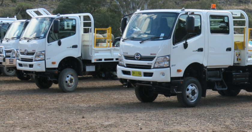 Hino Moving into FWD