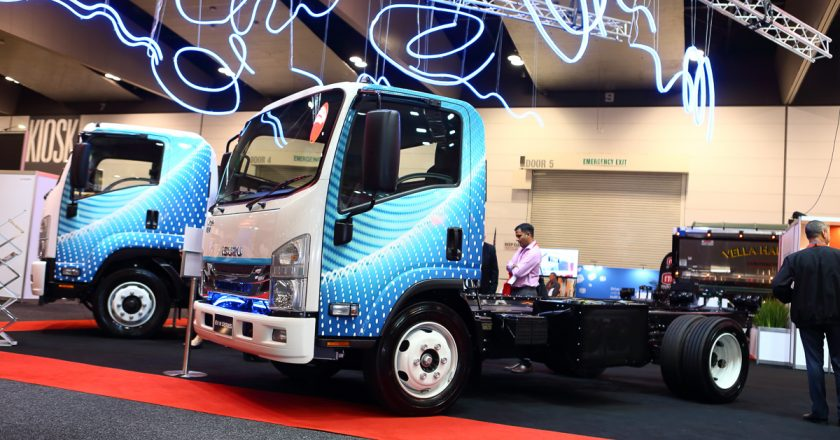 electric trucks coming of age