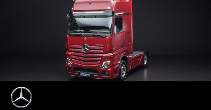 next step in the evolution of trucks