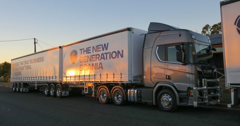 the cabover contenders