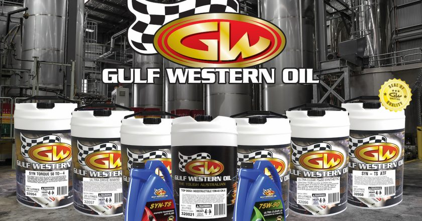 Gulf Western Oil – Your complete driveline lubrication solution
