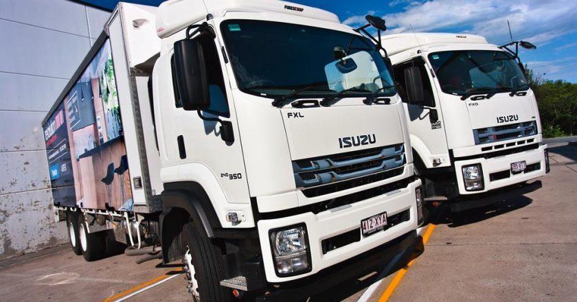 breaking truck sales records