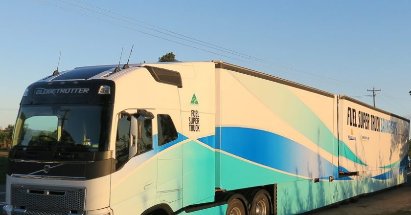 specifying a truck to save fuel
