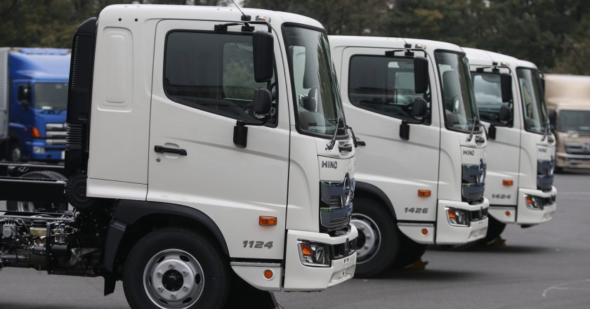 a Great Leap Forward for Hino