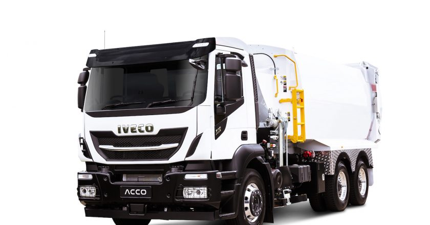 trucks with Euro6 engines