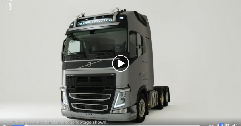 an even bigger cab from Volvo