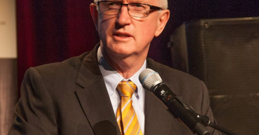 Bruce McIver, has been recognised in Birthday Honours