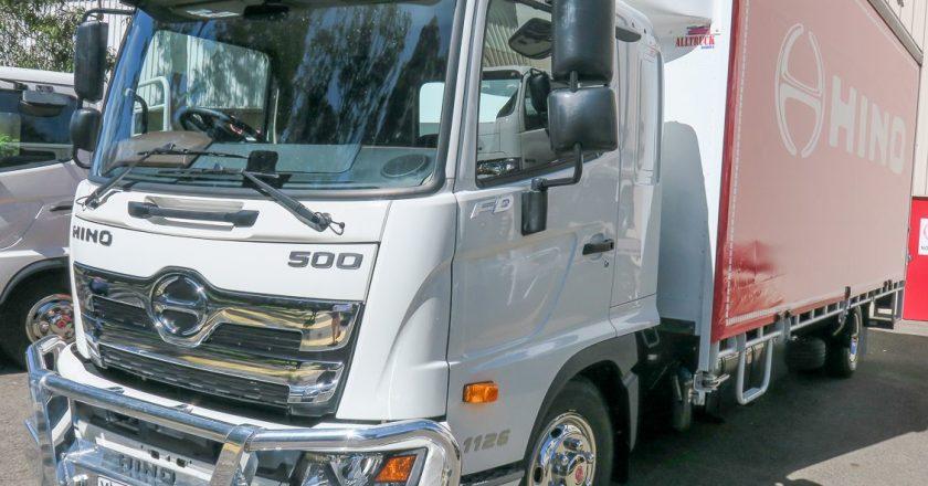 Hino trucks get smarter