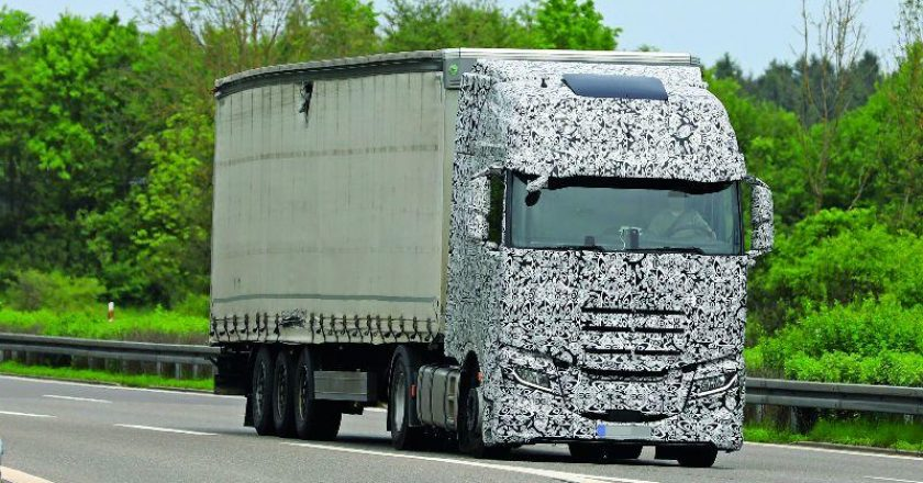 a big banger from Iveco