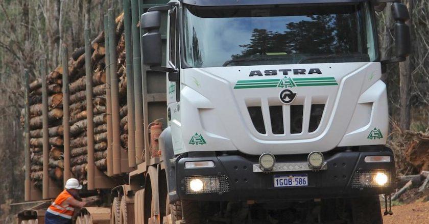 logging operation add Astra