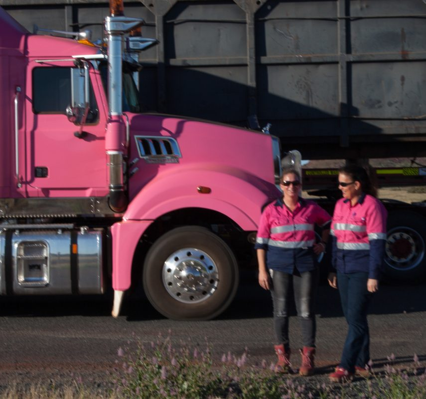 the trucking industry to become genuinely inclusive