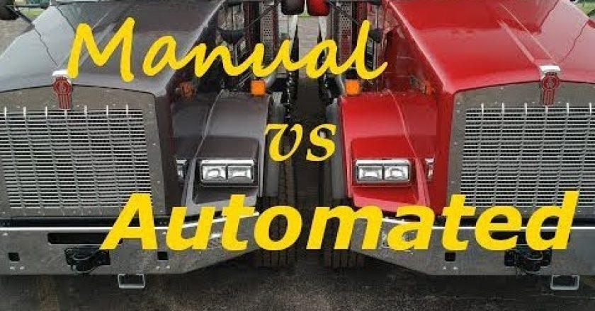 18 Speed Roadranger versus Ultrashift Plus