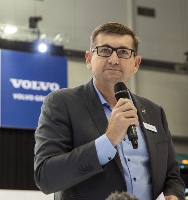 new developments within the Volvo organisation