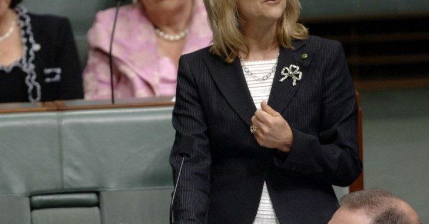 trucking has friends in Parliament?