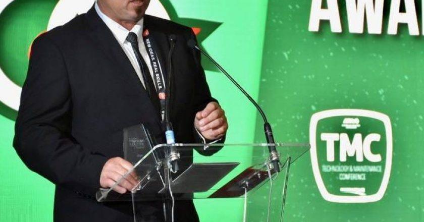 top tech awards at the TMC