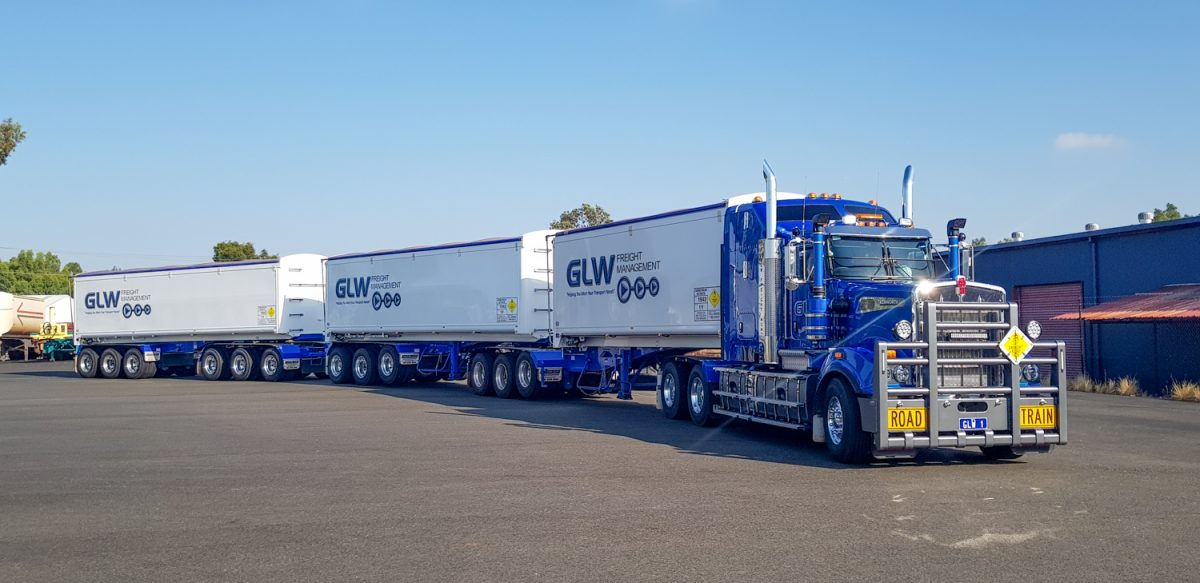 rural trucking costs are a major factor in productivity