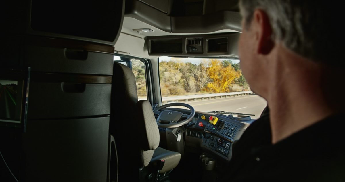 disruption in the truck industry