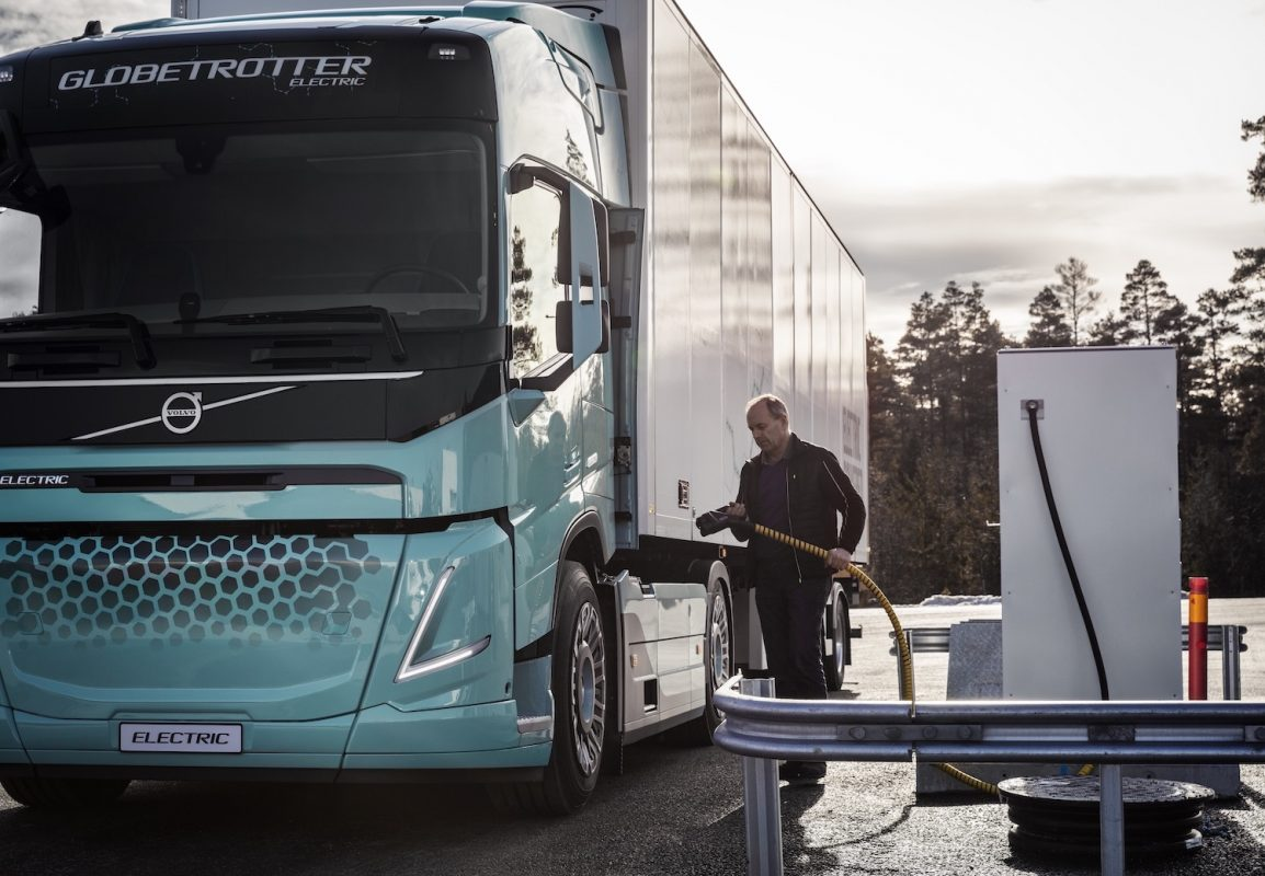 electric trucks heading further up the weight scale