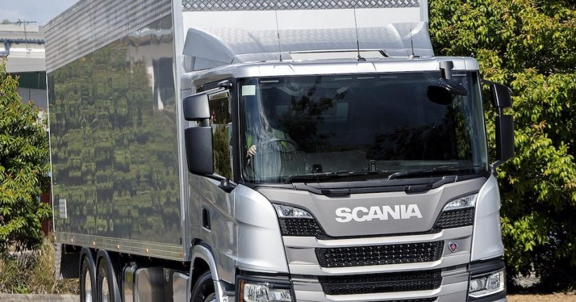 Scania and Cummins with a new fuel efficient engine