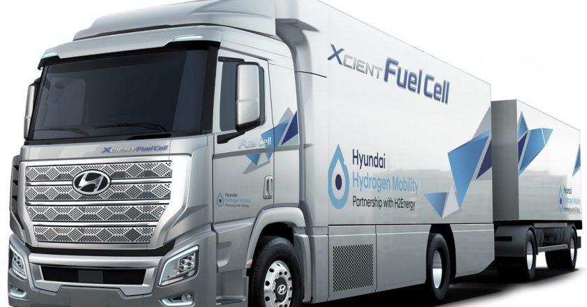 Hyundai's hydrogen hopes