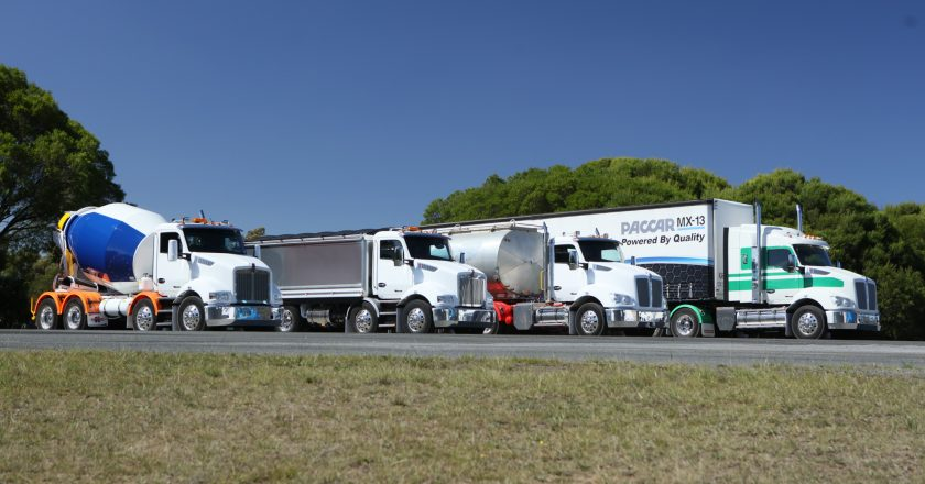 Isuzu and Kenworth are still on top