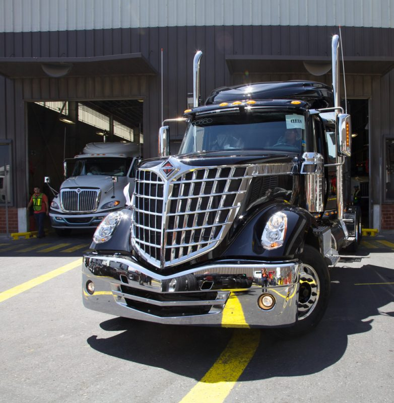 new bid to buy Navistar