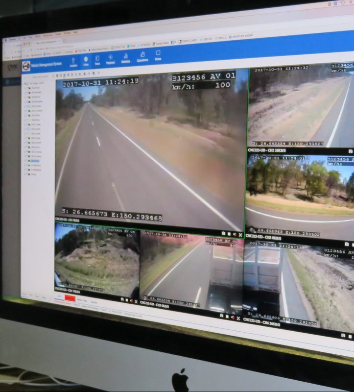 how far can driver surveillance go?