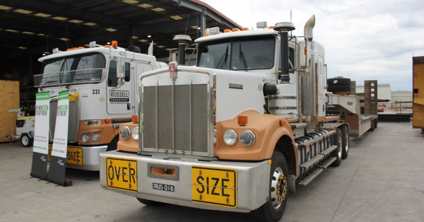ongoing success of Russell Transport