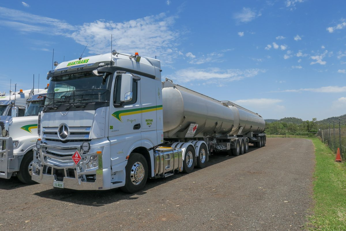 ongoing major fuel security fears