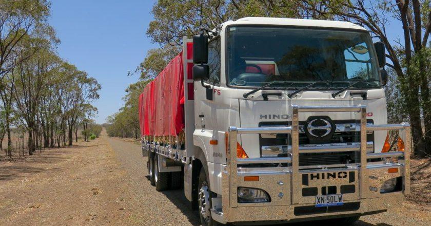 a rural trucking workhorse