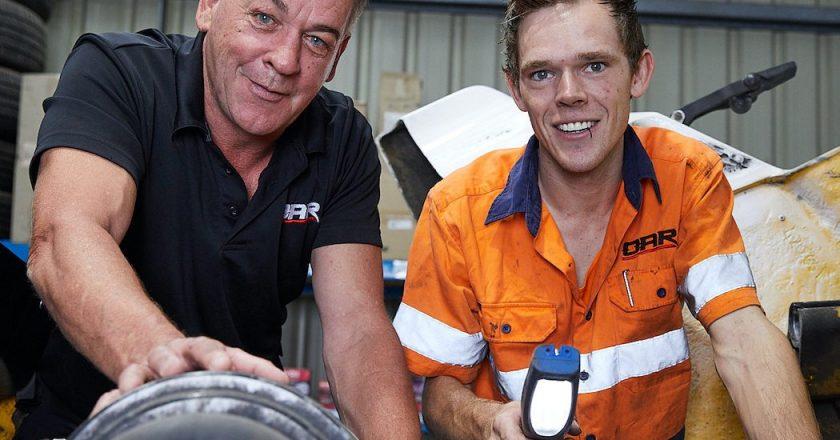 Australia's most promising automotive apprentice