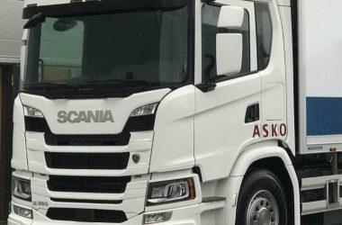 Cummins fuel cell power in Scania trucks
