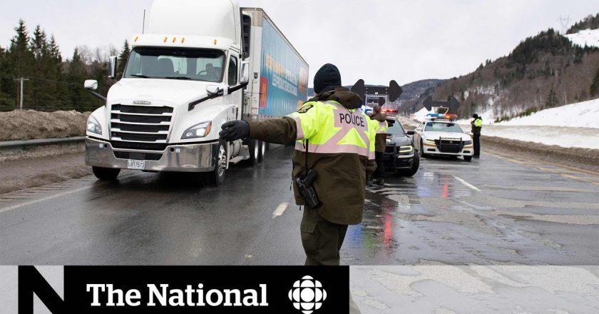 global trucking and Covid-19