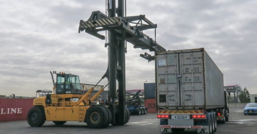 Sydney container coverage