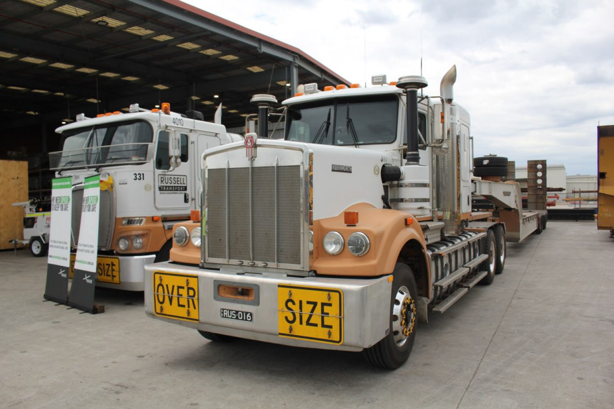 keep the highly specialised fleet in order