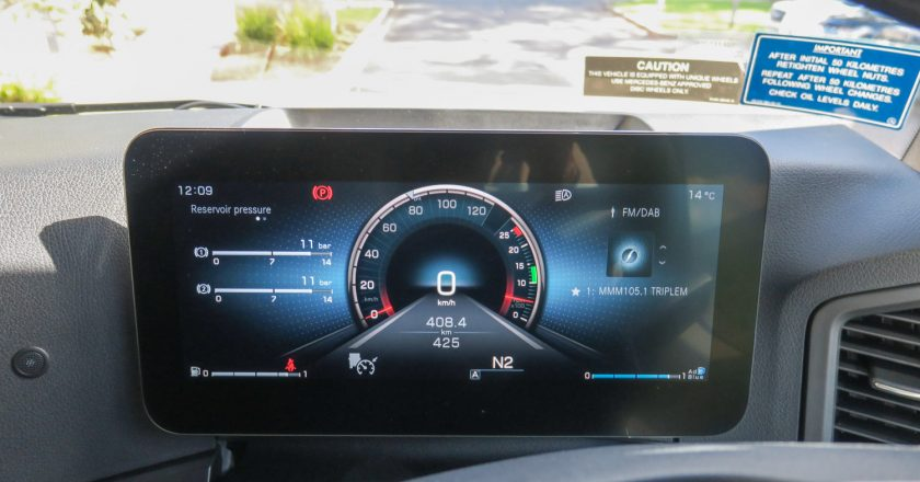 moving towards a touch screen dashboard