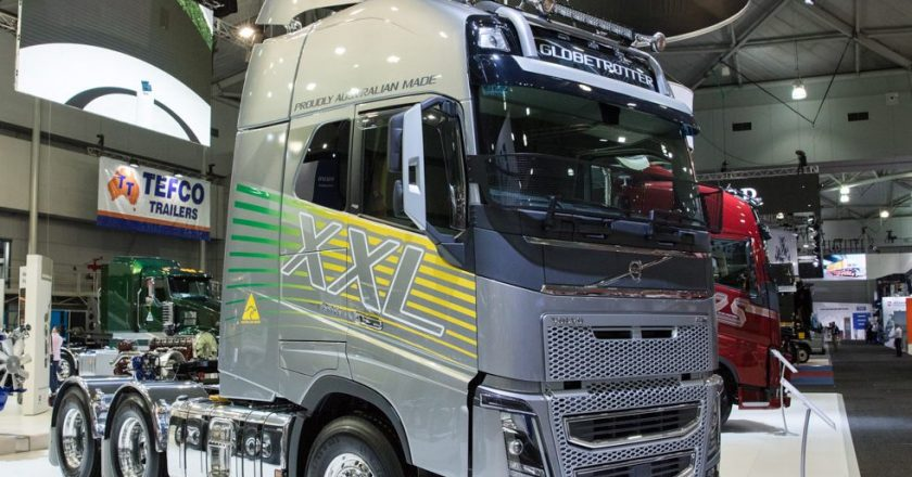 truck manufacturing is back on track in Australia