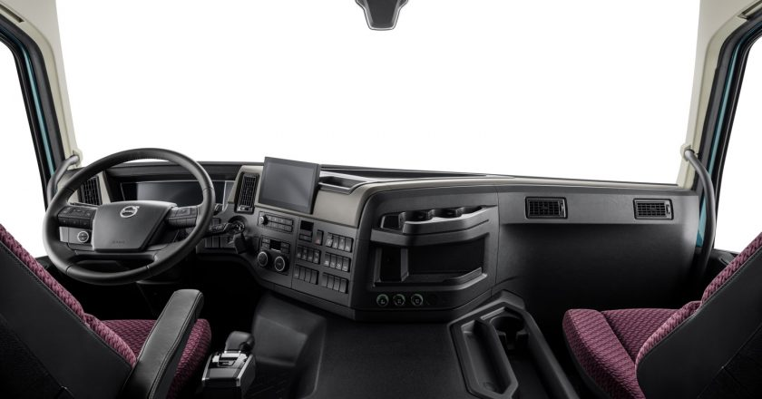 Volvo virtually launched four new trucks