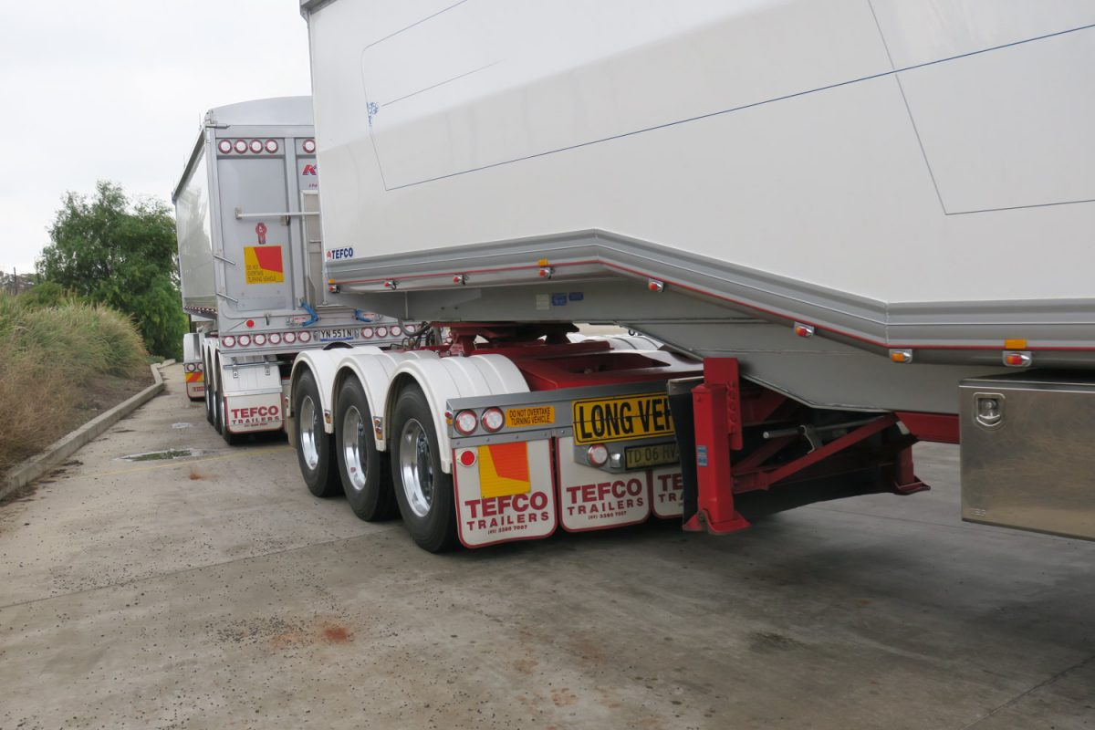 moving trucking into the 21st century
