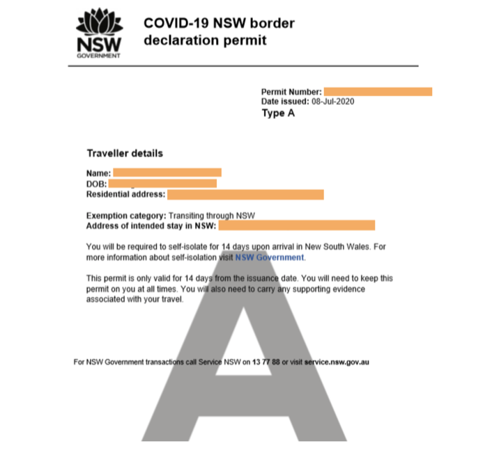 coronavirus crackdown confusion