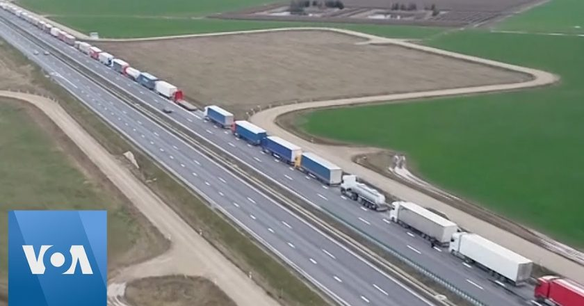 the cost of Covid for trucking