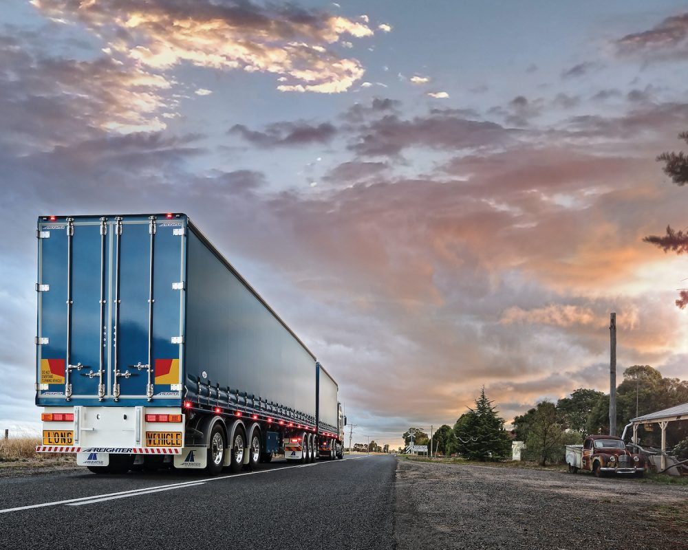 trailer production is growing for Maxitrans