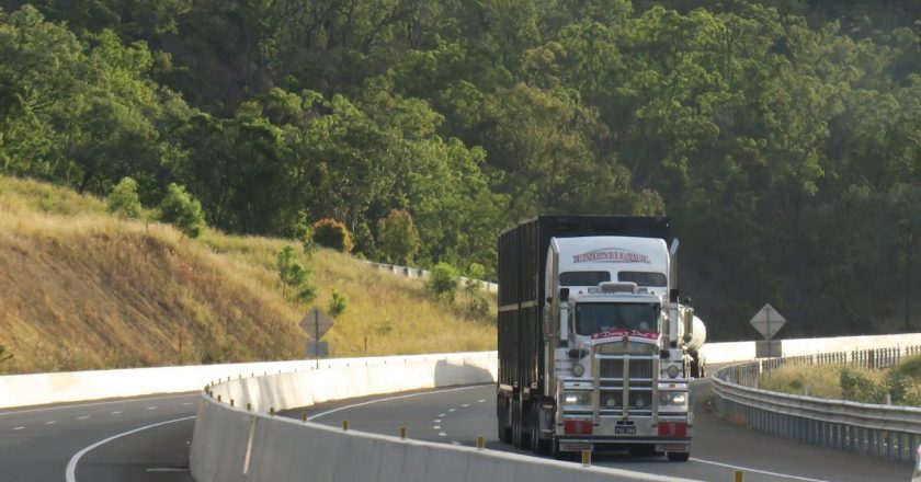 truck related crash fatalities are down