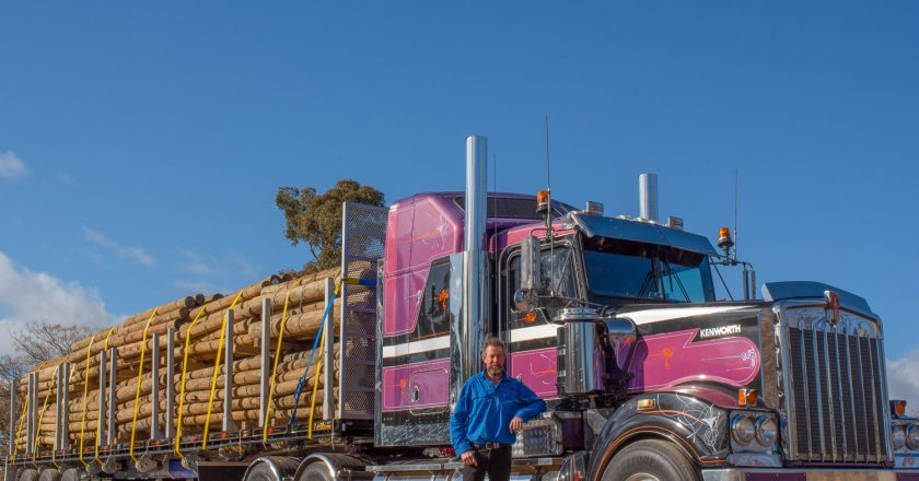 a tricky load to handle and secure