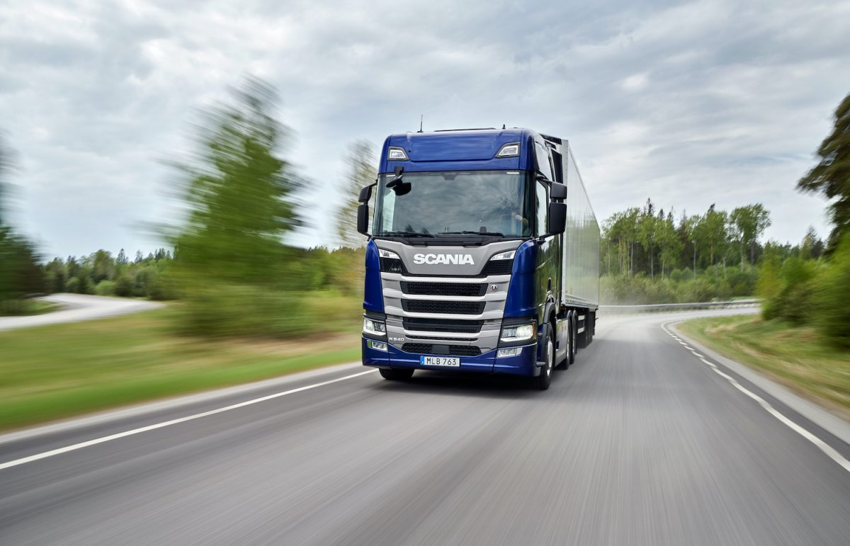 new power options from Scania